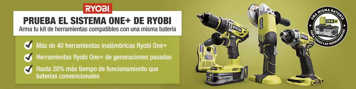 One+ de Ryobi